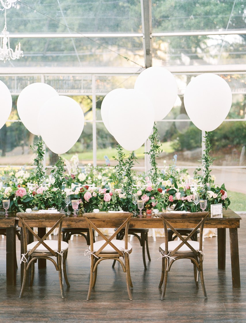 Balloon Decor For Your Wedding Party | Bali Happy Wedding Planner ...